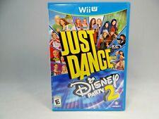 Just Dance: Disney Party 2 (Nintendo Wii U, 2015)