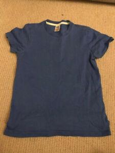 Mini Boden 9-10 Blue T-Shirt