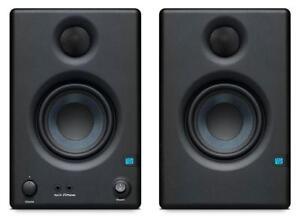 Presonus Eris E3.5 Aktiv Studio Monitor Paar Lautsprecher Set Bi-Amping Box 50W