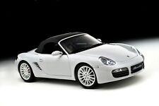 1/18 Kyosho 08382W Porsche Boxster S White WOW EXTREMELY RARE