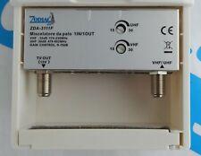 Amplificador de Mástil X Antenas Funciones Logarítmicas Con 2 Regulaci