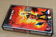 MANOWAR KINGS OF METAL VERY RARE UKR ORIGINAL TAPE CASSETTE SPEED POWER METAL!!