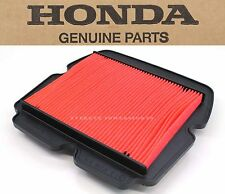 Genuine Honda Air Cleaner Filter Element 01-16 GL1800 Goldwing Valkyrie F6B Y124