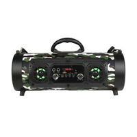 LOUD & PORTABLE Wireless Bluetooth Speakers Stereo Bass Radio Outdoor Subwoofer