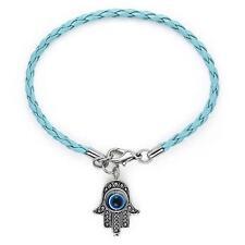 Light Blue Kaballah Bracelet........ Good Luck String Against Evil Eye