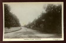 Huntingdonshire THRAPSTON Aldwingle Village c1910s? PPC Markhams Oundle Series