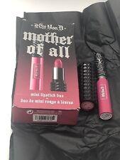 Kat Von D Mother of All Mini Lipstick Duo NIB - Studded Kiss - Everlasting