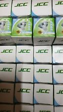 10 x JCC MR16 50w Halogen Spot Lamps 12v GU 5.3 50mm Reflector Light Bulb
