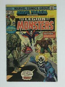 Marvel Premiere 28 * 🔥 🔥 🔑 *  4.0ish * Legion of Monsters