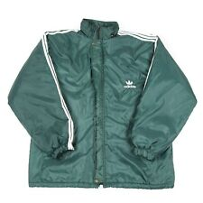 Vintage ADIDAS Originals Padded Jacket | Insulated Quilted Puffer Trefoil Retro