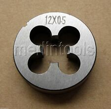 12mm x .5 Metric Right hand Die M12 x 0.5mm Pitch