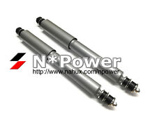 "4x4 SHOCK ABSORBERS FRONT PAIR 3""-4"" LIFTS FOR NISSAN PATROL GQ RB30S 3.0L Wagon"