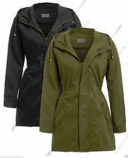 Button Women's Trench Coats