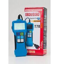 OBD2 Diagnose Gerät T70 mit Farbdisplay  past bei Peugeot Fahrzeugen