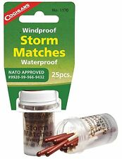 Coghlans Wind/Water-Proof Storm Matches