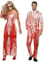 Zombie Novia Y Novio Disfraz Halloween Mujer Hombre Parejas Disfraz Nuevo