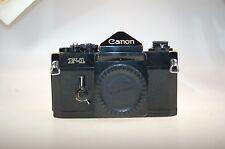 Canon F1 35mm Spiegelreflexkamera nur Gehäuse