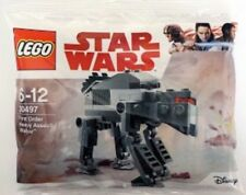 Genuine Lego Star Wars First Order Heavy Assault Walker Polybag 30497 new sealed