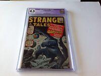 STRANGE TALES 85 CGC 4.5 RETURN OF GARGANTUS JACK KIRBY STEVE DITKO ATLAS COMICS