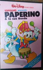 Paperino & la sua Banda - Walt Disney Home Video - VHS - R
