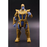 """The Avengers End Game Infinity War 7"""" Comic Heros Thanos Action Figures Toy"""