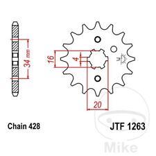 JT Motorrad Ritzel 15 Zähne, Teilung 428 JTF1263.15