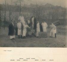 Hôpital LAENNEC c. 1908 - Médecins Chirurgiens Internes Paris - 21