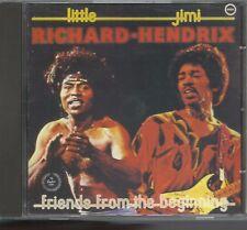 LITTLE RICHARD / JIMI HENDRIX - FRIENDS FROM THE BEGINNING - CD EMBER 1998