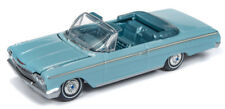 Auto World Chevrolet Impala Convertible 1962 Blue 64192 B 1/64