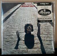 "CD ""Johnny Hallyday - Flagrant Delit""  digipack NEUF SOUS BLISTER Tirage Limité"