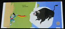 """""""BULLY FOR BUGS"""" CHUCK JONES LIMITED EDITION SERIGRAPH CEL, COA"""