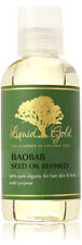 4 Oz Liquid Gold Baobab Oil Used in Moisturizers Soap Cream Hair Body Product