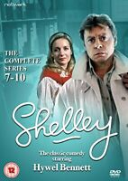 Shelley: The Complete Series 7 to 10 [DVD][Region 2]