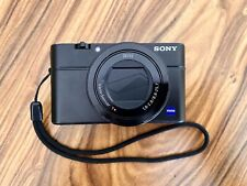 EXCELLENT CONDITION - Sony RX100 IV Camera