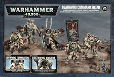 Deathwing Command Squad New Warhammer 40k Citadel 40000 Games Workshop