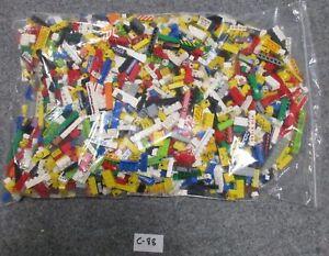 LEGO® - 3,0 kg - Auction - Printed/Sticker-Parts - C-88 - Steine, bedruckt oder