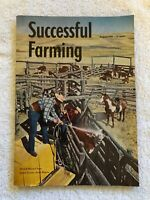 Vintage SUCCESSFUL FARMING Magazine August 1959 Ads by GMC Dodge Frigidaire MORE