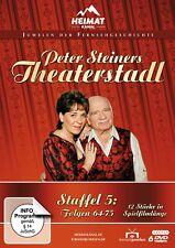 Peter Steiners Theaterstadl - Staffel 5 (Folgen 64-75) 6 DVD NEU + OVP!
