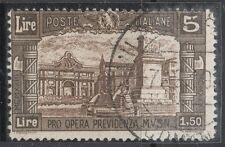 REGNO - NR. 275 - MILIZIA III SERIE - USATO - PERFETTO