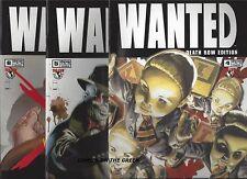 WANTED #4 5 6 MARK MILLAR JG JONES TOP COW PRODUCTIONS IMAGE COMICS GREAT SALE!