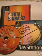 Total NBA'97 d'occasion (playstation 1+2)