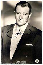 John Wayne ++Autogramm++ ++Western Legende++2