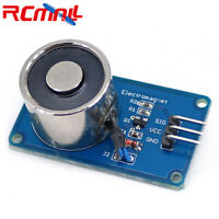 Electromagnet Sensor Module Handheld DC5V 10N Sucker Electric Magnet for Arduino