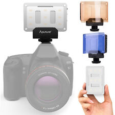 Aputure Amaran AL-M9 5500K CRI/TLCI 95 +LED Video On-camera DV Fill Light Bulbs