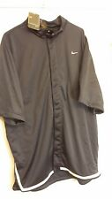Nike - Men's Basketball Warm-up / Button-up Jersey, Size XL in Blue, NWT!!!