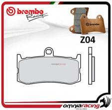 Brembo Racing Z04 plaquette frein avant sint Triumph Daytona 675 Triple 2009