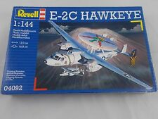REVELL 1:144 KIT AEREO PLANE E-2C HAWKEYE LUNGHEZZA LENGTH 12 CM  ART 04092