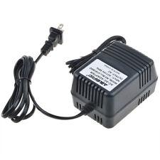 8V ~ 9V Ac/Ac Adapter for Mr Christmas Plastic Holiday Xmas Carousel Power Mains