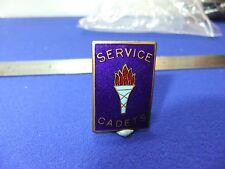 vtg badge service cadets girl guides scouts ? home front war effort ww1 ww2 ?