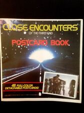 Close Encounters of the Third Kind Postcard Book 1978 Free Shipping